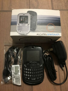 7-11 Speakout SIM card $140 balance with FREE Alcatel cellphone