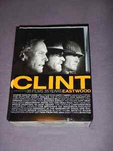 Clint Eastwood DVD (19) Collection