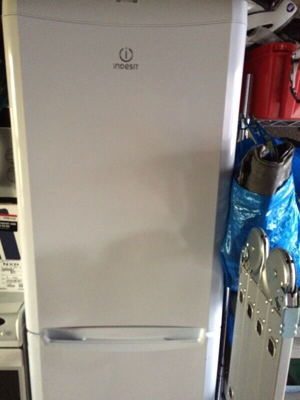Indesit A Class Fridge Freezer In Bournemouth Dorset