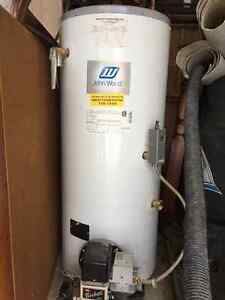 Hot Water Heater John Wood Oil Fired 3 years old