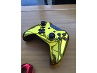 Xbox One Gold Control Pad