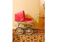 Vintage kids buggy to play