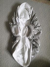 Snugglebundl baby car seat blanket
