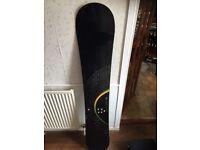 Burton Custom 166cm Snowboard