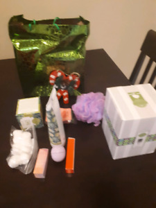 Scentsy aromatherapy gift bags