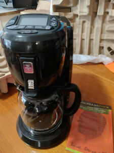 Coffee Maker single cup to 12 cup Multi Options - NEW