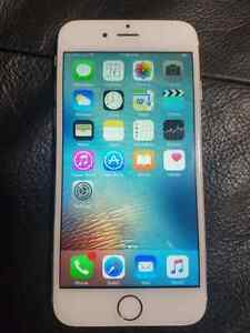 Iphone 6 gold 16gb Bell