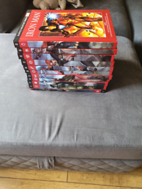 Marvel collection 11 books