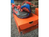 Woman's Nike wild trail running trainers