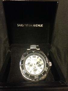 Saks Fifth Avenue Men's watch