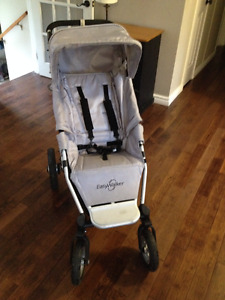 Easy Walker Stroller with carry cot