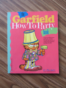 Garfield - How to Party Book
