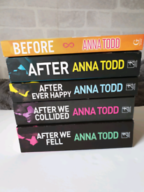 The After Series Books