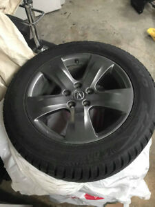 Toyo Observe G3-Ice Winter Tires with Rims
