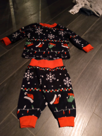 Baby boy pyjamas babygrow bundle 3-6 months