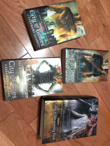 Selling The Mortal Instruments - Books 1-3 and 6