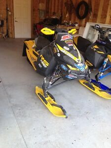 2014 600 rs pro race sled