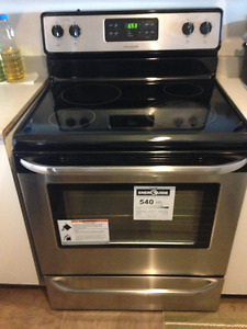 Inox stove range from Frigidaire brand for sale