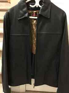 Danier Leather Jacket - Men size M