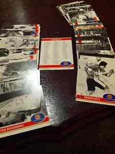 Carte de hockey Serie du siecle 1972 Gatineau Ottawa / Gatineau Area image 2