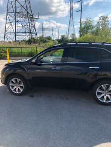 2012 Acura MDX,  Tech Pkg , NO ACCIDENT , Certified