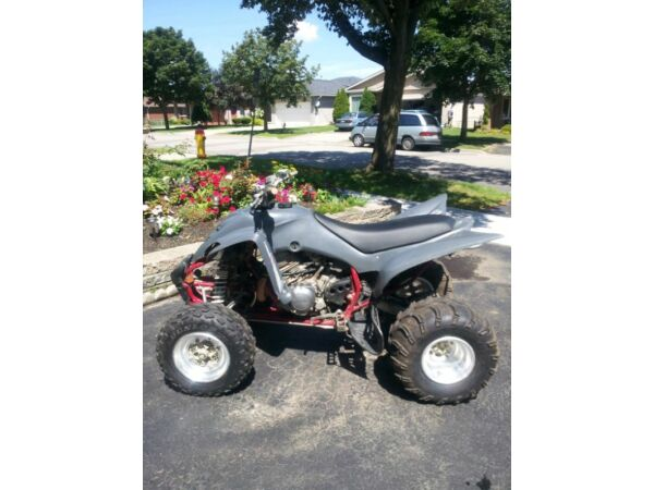 Yamaha raptor special edition 350 for sale canada for 2007 yamaha raptor 350 top speed