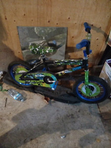 **BRAND NEW** Monsters Inc bicycle