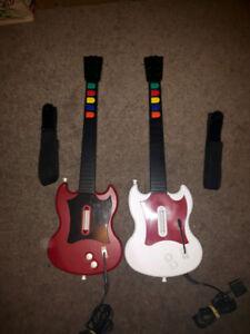 Guitar Hero Controllers! (PS2)