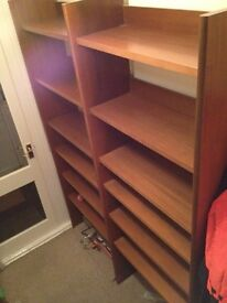 Bookcase book shelving