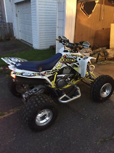 Used 2009 Suzuki Quadsport ltz 400