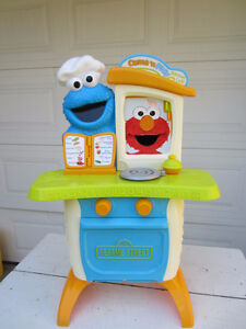 Sesame Street Kitchen