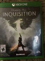 Dragon age Xbox one