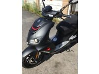 Peugeot speedfight 4 50cc total sport limited edition moped 2016