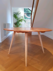 Vintage Ercol Drop Leaf Dining Table