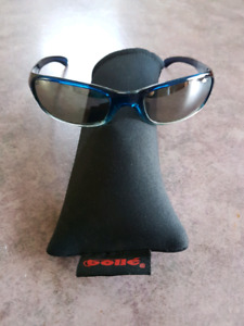 Authentic Blue Bolle Sunglasses