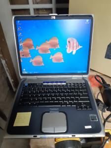 Older laptop