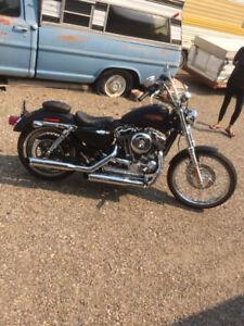 2013 Harley Davidson. Low km. Good condition or best offer