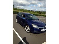 Vauxhall Astra Sri 1.8 swap or sale bmw vw golf Audi mini