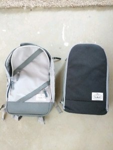 Poker camera backpack and insert