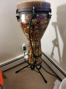 Remo djembe drum 24x12