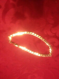 ***ANKLET*** 18K gold plated and stamped
