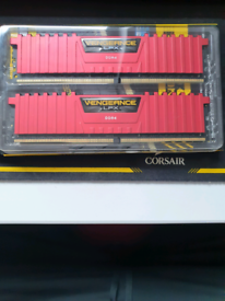 Corsair Vengeance DDR4 LPX 32GB 2X16GB 2666MHz RAM