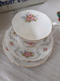 Royal Albert Tranquillity Tea Set
