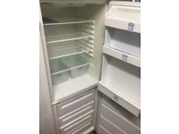 Electra frost free white fridge freezer