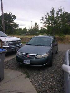 2006 Saturn ION .1 Base Sedan