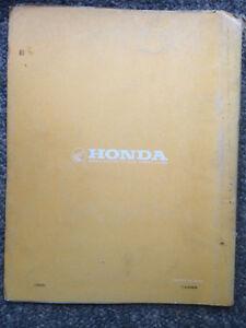 1973 Honda XL175 Genuine Parts List Regina Regina Area image 3