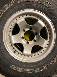 Toyota or Chevy Alloy Rims