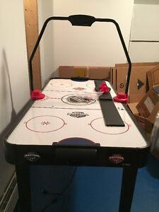 Table air hockey pour enfants/ados