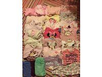 9-12 months girls bundle.