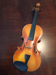 FIDDLE: Clay Charmichael Fiddle ($4500 OBO)